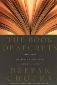 "Chopra, Deepak, ""The Book of Secrets"" SLUTSÅLD"