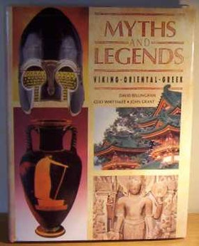 "Bellingham, David m fl ""Myths and Legends: Viking, Oriental, Greek"