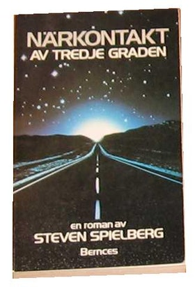 """Spielberg, Steven, """"Närkontakt av tredje graden"""""""
