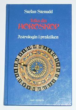 "Stenudd, Stefan ""Tolka ditt horoskop - astrologin i praktiken"" INBUNDEN"