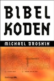 """Drosnin, Michael, """"Bibelkoden"""" INBUNDEN"""