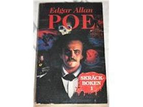 """Poe, Edgar Allan """"Skräckboken 4"""""""