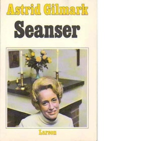 "Gilmark, Astrid, ""Seanser"" HÄFTAD"