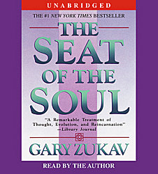 "Zukav, Gary ""The seat of the soul"" HÄFTAD"