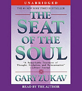 "Zukav, Gary ""The seat of the soul"" HÄFTAD"