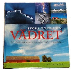 """Nilsson, L-G, """"Stora boken om vädret"""""""