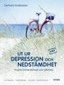 """Andersson, Gerhard, """"Ut ur depression och nedstämdhet med kognitiv beteendeterapi"""" INBUNDEN SLUTSÅLD"""