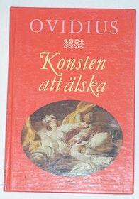 "Publius Ovidius Naso, ""Konsten att älska"" KARTONNAGE"
