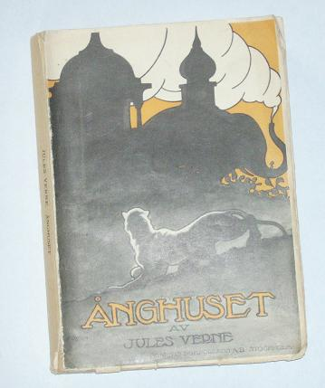 "Verne, Jules, ""Ånghuset - eller en färd genom norra Indien"" SLUTSÅLD"