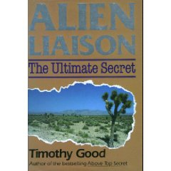 "Good, Timothy ""Alien Liaison - The Ultimate Secret"" SLUTSÅLD"