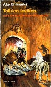 """Ohlmarks, Åke """"Tolkien-lexikon med allt från Alvhem till Örtplyte"""" ANTIKVARISK POCKET"""