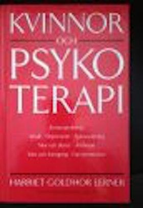 """Lerner, Harriet G """"Kvinnor och psykoterapi"""" KARTONNAGE"""