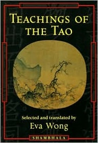 "Wong, Eva, ""Teachings of the Tao"" SLUTSÅLD"