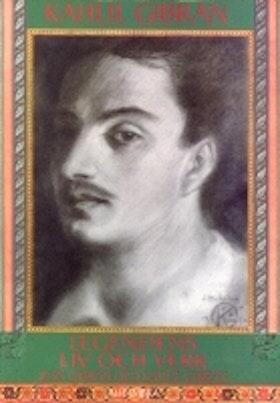 """Gibran, Khalil d.y. och Jean Gibran, """"Khalil Gibran - legendens liv och verk"""" INBUNDEN"""