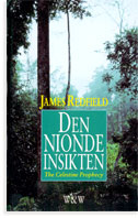 "Redfield, James, ""Den Nionde insikten"" POCKET SLUTSÅLD"