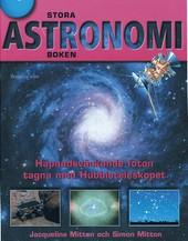 "Mitton, Jacqueline & Simon ""Stora astronomiboken"" SLUTSÅLD"