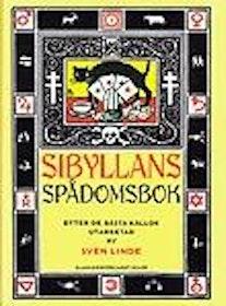 """Linde, Sven """"Sibyllans spådomsbok - Efter de bästa källor utarbetad av Sven Linde"""" KARTONNAGE"""