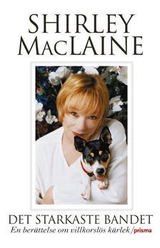 "MacLaine, Shirley ""Det starkaste bandet"" ENDAST 1 EX!"