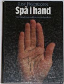 """Fredriksen, Lise """"Spå i hand"""" KARTONNAGE"""