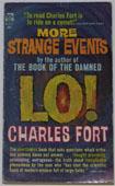 "Fort, Charles, ""LO!"" ENDAST 1 EX!"