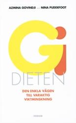"""Govindji Azmina, Puddefoot Nina, """"GI dieten - den enkla vägen till varaktig viktminskning"""""""