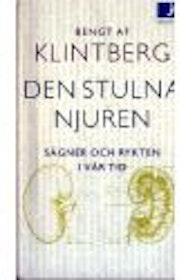 """Klintberg, Bengt af, """"Den stulna njuren: sägner och rykten i vår tid"""" POCKET"""