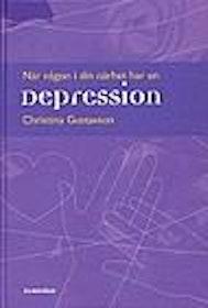 """Gustavson, Christina """"När någon i din närhet har en depression"""""""