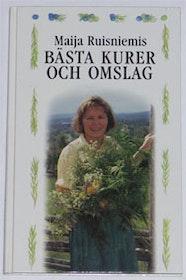 """Ruisniemi, Maija, """"Maija ruisniemis bästa kurer och omslag"""" SLUTSÅLD"""