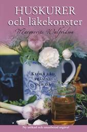 """Walfridson, Marguerite, """"Huskurer och läkekonster - kloka råd från då och nu"""" KARTONNAGE"""