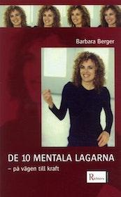 """Berger, Barbara """"De 10 mentala lagarna"""" HÄFTAD SLUTSÅLD"""