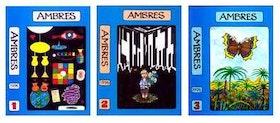 "AMBRES, ""Tre dagar med Ambres - 2 VHS Videoband, 4 timmar med Ambres"" SLUTSÅLD"