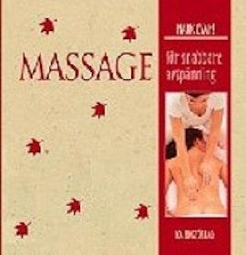 """Evans, Mark, """"Massage för snabbare avspänning"""" INBUNDEN SLUTSÅLD"""