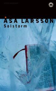 "Larsson, Åsa, ""Solstorm"" ENDAST 1 EX!"