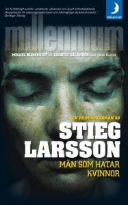 """Larsson, Stieg, """"Män som hatar kvinnor"""" ENDAST 1 EX!"""