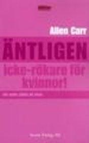"""Carr, Allen """"Äntligen icke-rökare för kvinnor"""" HÄFTAD SLUTSÅLD"""
