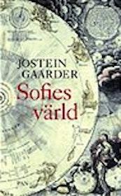 """Gaarder, Jostein, """"Sofies värld"""" POCKET SLUTSÅLD"""