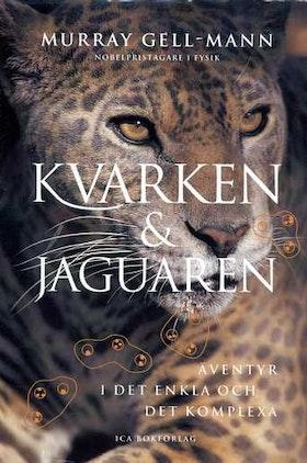 "Gell-Mann, Murray ""Kvarken & jaguaren"" INBUNDEN SLUTSÅLD"