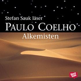 """Coelho, Paulo, """"Alkemisten"""" CD-bok, Ljudbok, uppläst av Stefan Sauk SLUTSÅLD"""