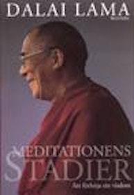 """Dalai Lama, """"Meditationens stadier """" POCKET SLUTSÅLD"""