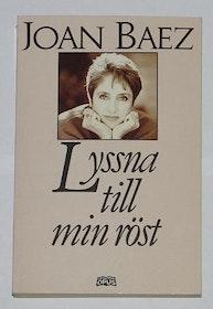 """Baez, Joan """"Lyssna till min röst"""" SLUTSÅLD"""