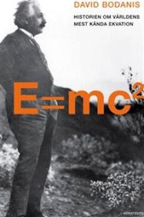 """Bodanis, David, """"E=mc2"""" INBUNDEN"""