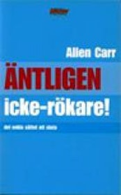 """Carr, Allen, """"Äntligen icke-rökare"""" POCKET"""