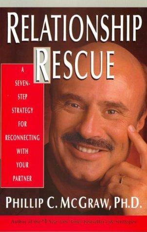 """McGraw, Philip (Dr Phil), """"Relationship Rescue"""" RELATIONSAKUTEN PÅ ENGELSKA, ENDAST 1 EX!"""