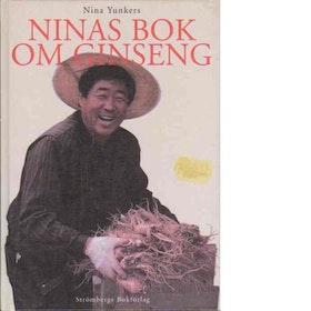 """Yunkers, Nina, """"Ninas bok om Ginseng"""""""