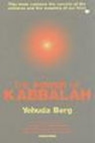 "Berg, Yehuda ""The Power of Kabbalah"" HÄFTAD SLUTSÅLD"