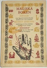 Magiska boken SLUTSÅLD