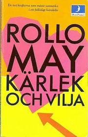 """May, Rollo, """"Kärlek och vilja"""" POCKET SLUTSÅLD"""