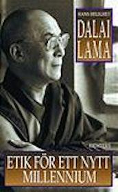 """Dalai Lama, """"Etik för ett nytt millenium"""" POCKET"""