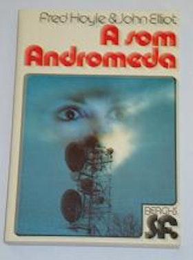 """Hoyle, Fred & John Elliot, """"A som i Andromeda"""" HÄFTAD"""