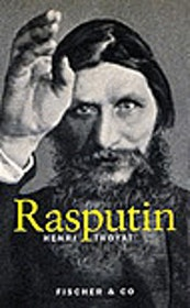 "Troyat, Henri ""Rasputin"" INBUNDEN SLUTSÅLD"